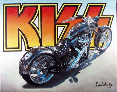 Motorrad Kuss by Bike Story