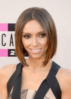 giuliana rancic from celebrity haircuts the bob e online 1000 images about hair cuts on pinterest giuliana