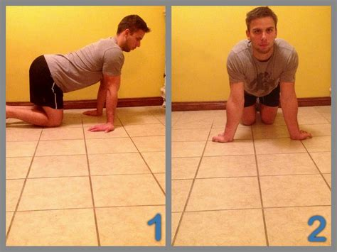 stretch exercises at home
