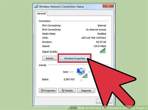 How To Find S Passwords 4 Ways To Find Your Wifi Password When You Forgot It Wikihow