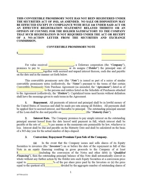 convertible loan agreement template convertible loan agreement template 28 images
