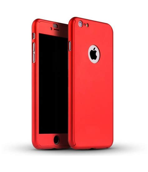 apple iphone   cover  neu speed red plain