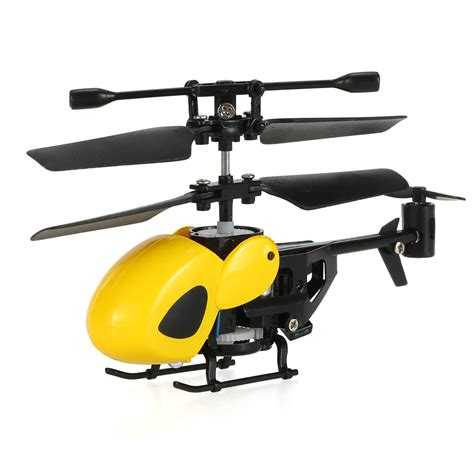 Drone Rm yellow qs qs5013 2 5ch micro infrared helicopter with