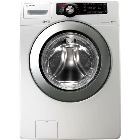 samsung high efficiency 3 5 cu ft capacity front load washer wf220anw energy