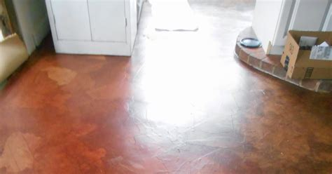 living designs a paper bag floor asbestos linoleum