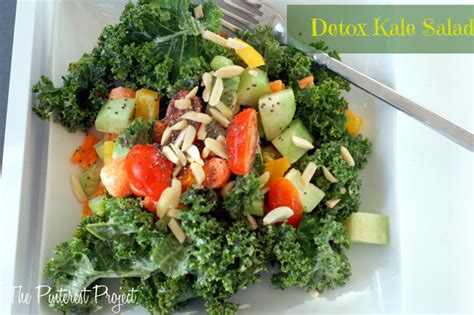 Oh She Glows Fall Detox Salad by Quot Detox Quot Kale Salad The Project