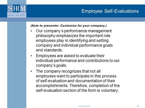 introduction performance appraisals reviews and