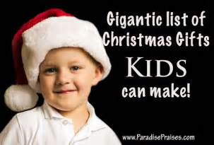 Personalized Jewelry For Kids Gigantic List Of Christmas Gifts Kids Can Make Paradise Praises