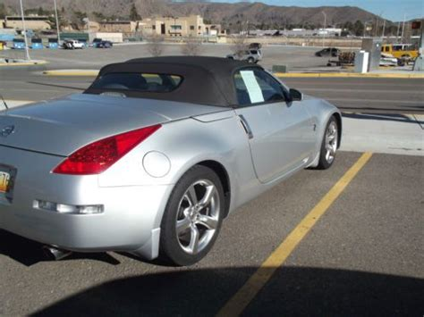 electric power steering 2006 nissan 350z roadster lane departure warning find used 2006 nissan 350z grand touring convertible 2 door 3 5l in los alamos new mexico