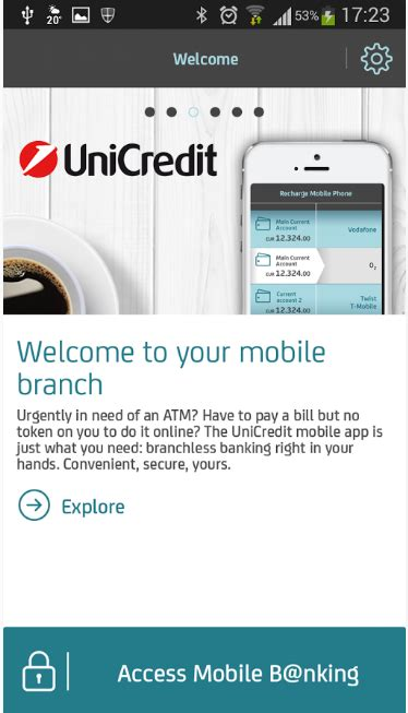 unicredit mobile banking unicredit bank banking sign in bank