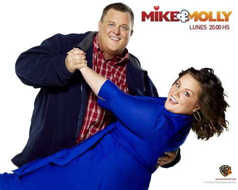 on mike and molly mike molly wallpaper mike molly wallpaper 32201735 fanpop