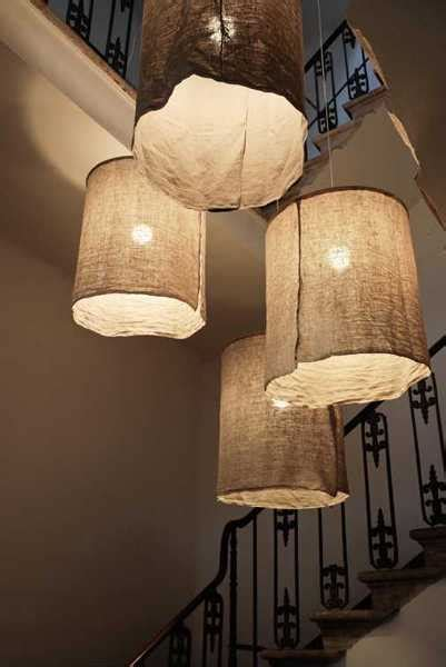 Lshade Handmade - diy lighting fixtures with linen l shades craft