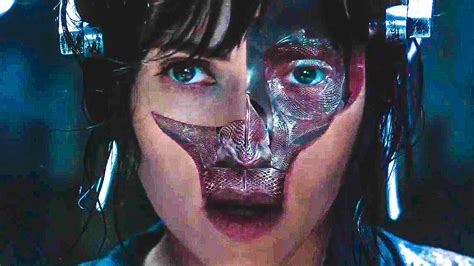 super bowl spot ghost in the shell filmbuffonline ghost in the shell super bowl spot trailer 2017 doovi