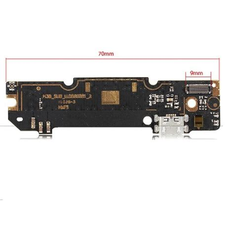 Flexibel Pcb Konektor Charger Oppo A51 charging port pcb replacement module redmi note 3 special edition cellspare