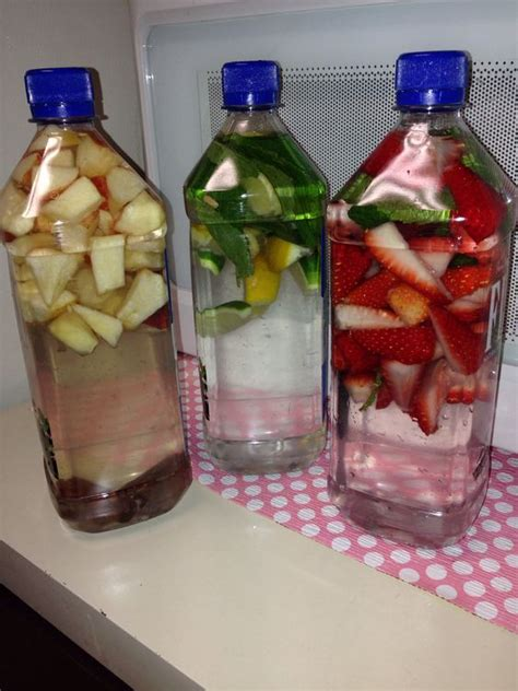 Cinnamon Apple Lemon Detox by Apple Cinnamon Leaves And Detox Waters On