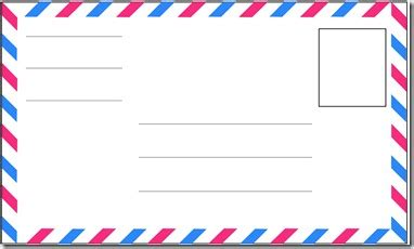 Envelope Address Template Doliquid Printable Envelope Address Template