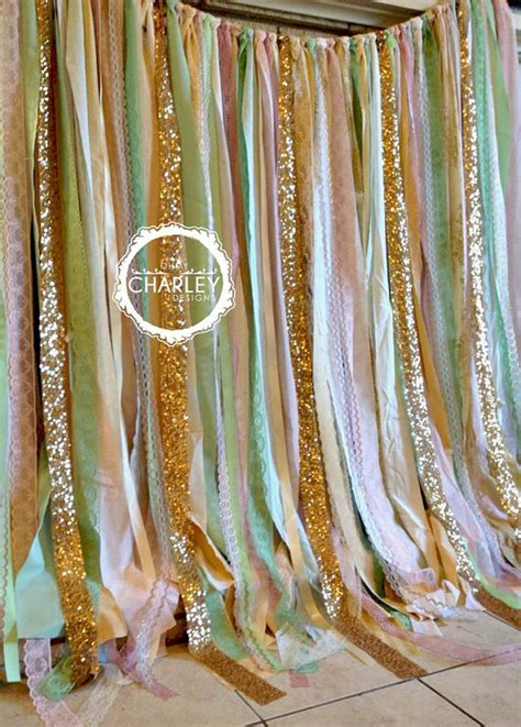 Wedding Backdrop Fabric by Items Similar To Pink Mint Gold Sparkle Sequin Fabric