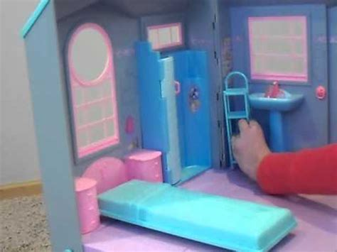 barbie house video barbie town house youtube