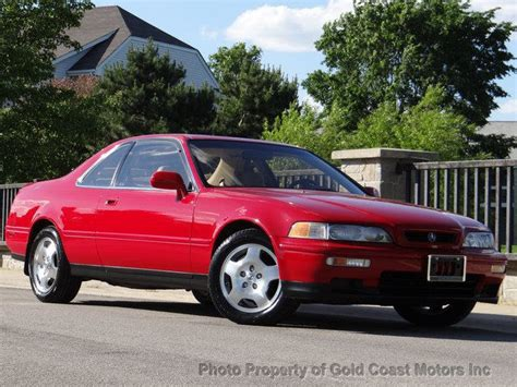 1994 acura legend coupe lthr 6 speed manual only