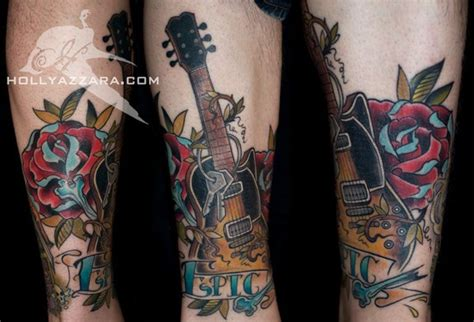 tattoo reference pictures new school guitar tattoo reference tattoo pinterest
