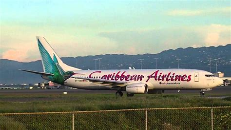 caribbean airlines bw 15 from kingston to new york 25 oct 2011