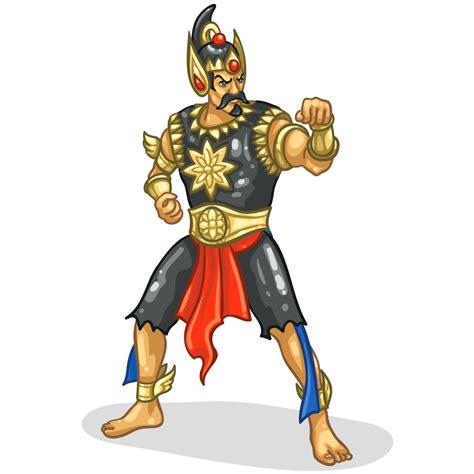 gatotkaca costumes vanguardian mod  meekoz trovesaurus
