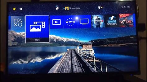 ps4 themes background how to change your ps4 wallpaper background to any image