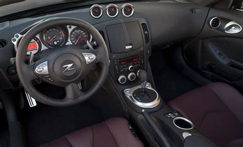 custom nissan 370z interior nissan 370z convertible pictures carzi