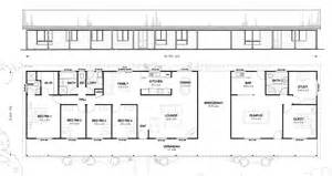 kit home floor plans the entertainer met kit homes 5 bedroom steel frame kit home floor plan met kit homes