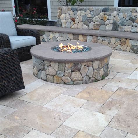 Outdoor Firepit Kits Gas Pits