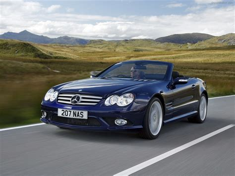 how it works cars 2007 mercedes benz sl class regenerative braking mercedes benz sl class sport edition 2007 exotic car wallpapers 20 of 52 diesel station