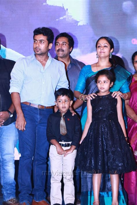 actor delhi ganesh daughter picture 848977 suriya jyothika with son dev daughter