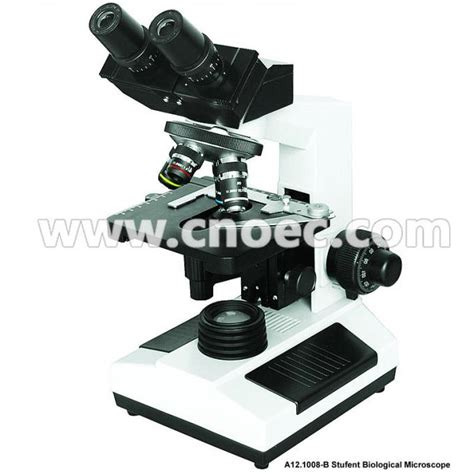 adjustment knob microscope coarse adjustment microscope trinocular for student
