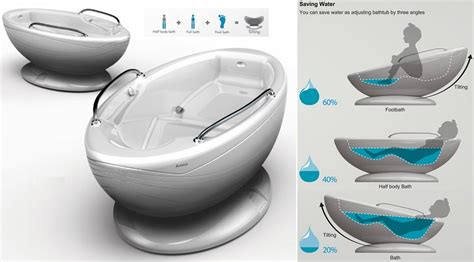 bathtub water saver water saving bathtub icreatived