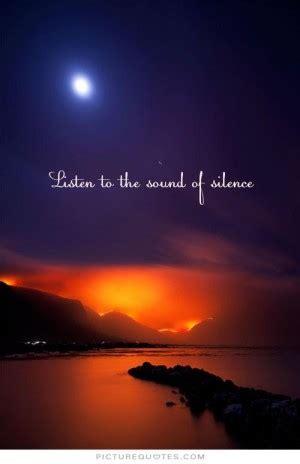 quotes  quietness  stillness quotesgram