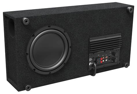 ctdsub   profile home theater powered subwoofer