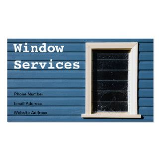 Windows Business Card Template by 101 Window Repair Business Cards And Window Repair