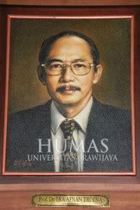 Administrasi Pembangunan Prof Dr Sondang inilah daftar nama rektor ub 1963 2014 gustian ri pi