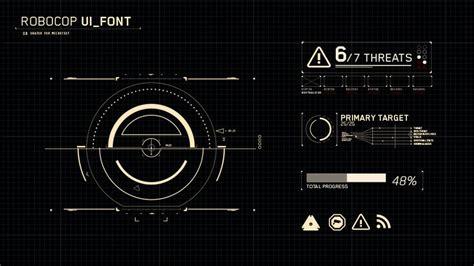 design game hud robocop hud design www johnkoltai com hud gui