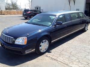 2003 Cadillac For Sale Used 2003 Cadillac De Ville Funeral Limo Superior Coaches