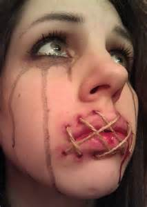 special effects halloween makeup this is good at makeup damn cool pictures