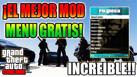 nuevo mod menu de gta v de pago youtube nuevo mod menu polynesia 3 2 el mejor mod menu de gta 5