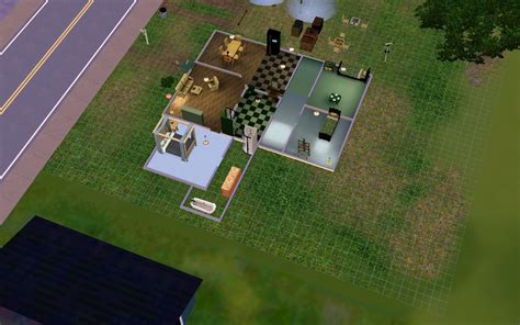 Sim House Plans Small House Plans Sims 3 Luxamcc