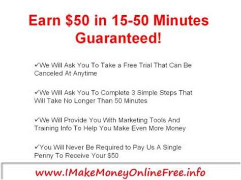 Make Fast Money Online Legally - how to make money fast legally in make extra money from home legit
