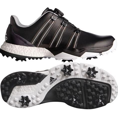 adidas golf 2017 powerband boa boost performance waterproof golf shoes ebay
