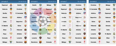 jadwal pertandingan sepakbola liga spanyol 2014 2015 klasemen liga inggris musim 20152016 berita bola