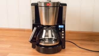 home coffee machines melitta look timer review expert reviews