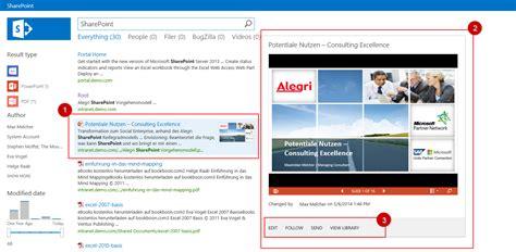 Edit Sharepoint Template by A Bis Z Erstellung Eines Display Templates F 252 R Die