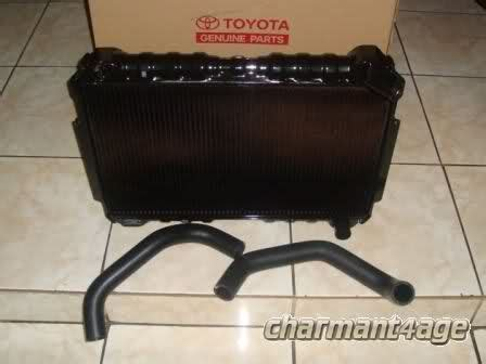 Lu Belakang Daihatsu Charmant 1 Set the project daihatsu charmant resurrection new radiator clutch set and pilot bearing