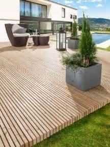terrasse bauen holz 25 best ideas about holzterrasse su